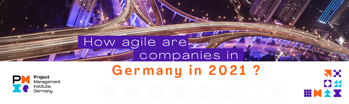 210503 pmi Germany agile survey 2021 banner